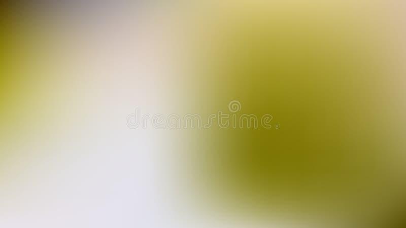Blur blanc blanc et vert - fond d'écran vectoriel illustration de vecteur