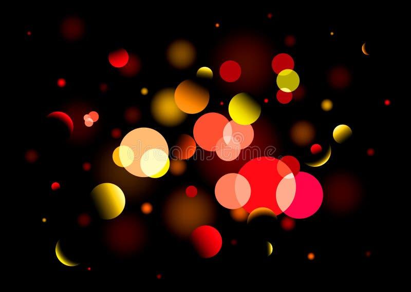 Blur bright light royalty free stock image