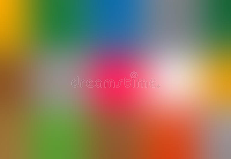 blur of colorful abstract for background royalty free stock photography