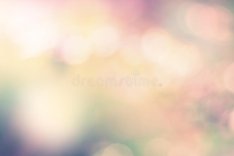 Blur colorful image background with lens flare effect royalty free stock photo