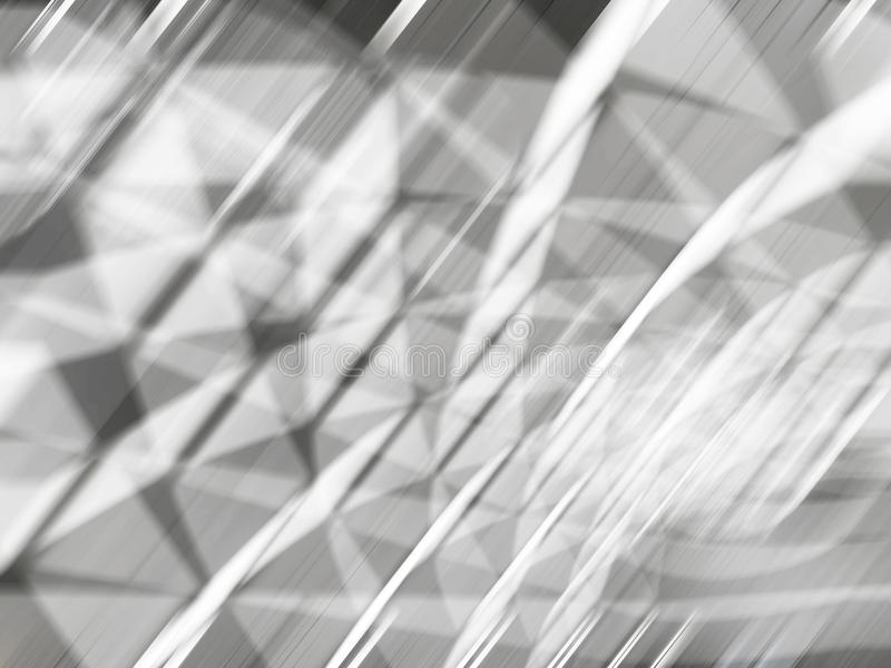 Blur, fast line, shape color, abstract beautiful silver background stock photos
