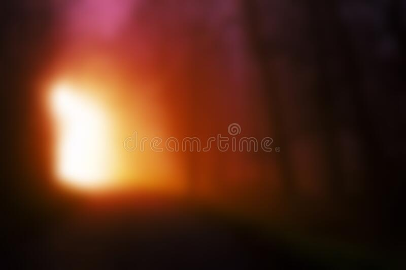 Blur lights and colors royalty free stock image