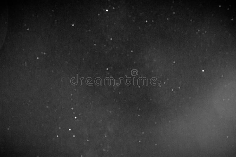 Starry skies in the night sky. stock photos