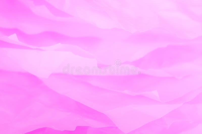 Blur neon pink paper layers minimalist background royalty free stock photos