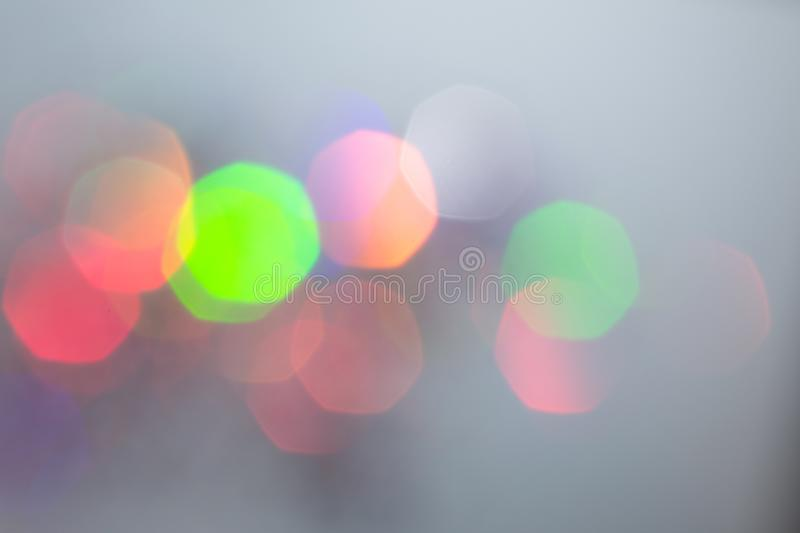 The blur pastels watercolor background. Glitter sparkle bokeh royalty free stock photos