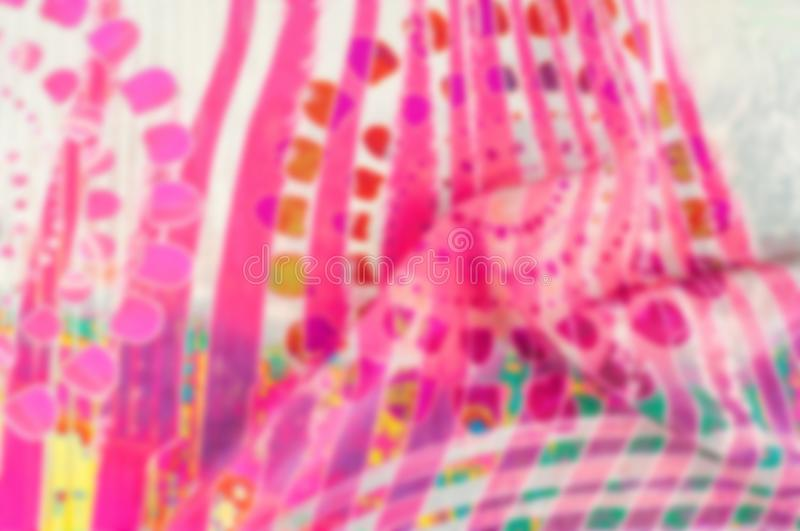Blur the silky background. Texture background image, Silk fabric royalty free stock photo
