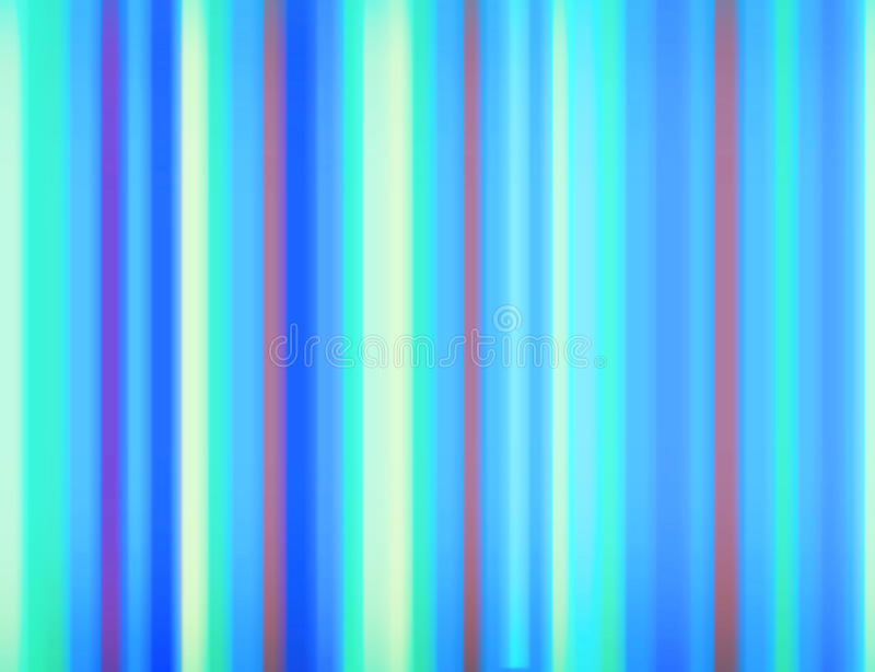 Blured Striped Colors Royalty Free Stock Images