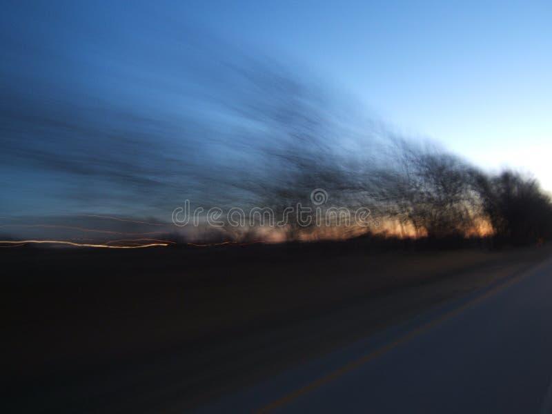 Blurr 1 stock foto