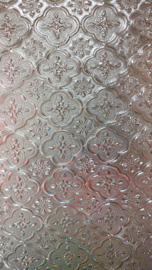 Blurr glass. Background texture royalty free stock photography