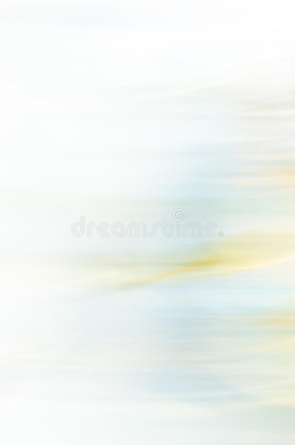 Blurred abstract background. Pale blue and white. Blurred abstract background. Minimalistic pale pastel blue and white stripes stock photo