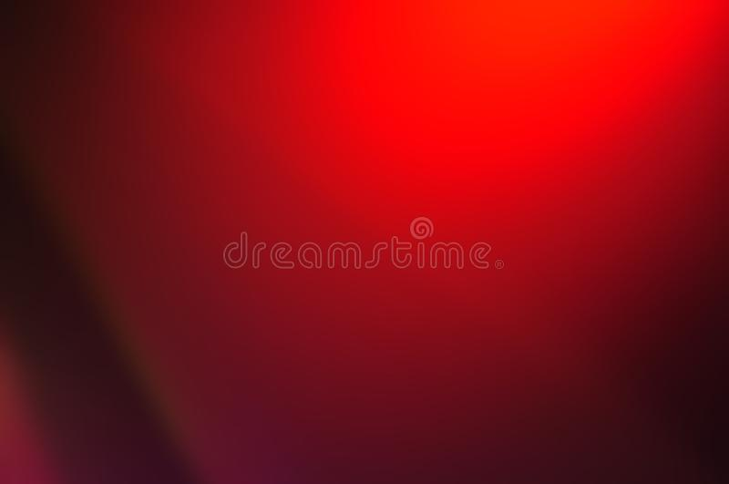 Blurred Abstract dark red with light background. Red ,maroon,and black color elegance, smooth backdrop or artwork design for new y. Ear stock photography