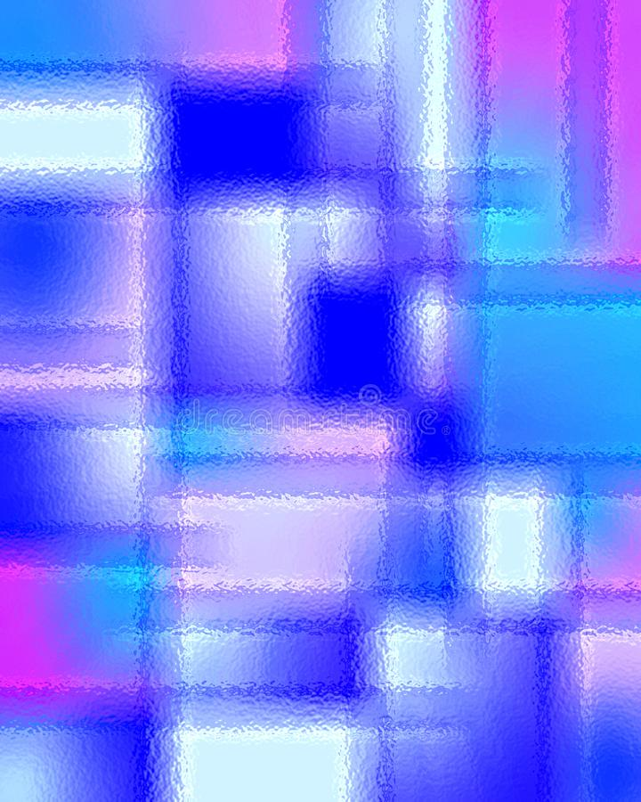 Blurred abstract royalty free illustration