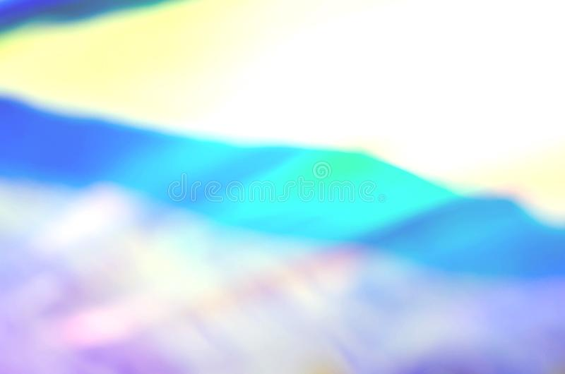 Blurred abstract trend neon background royalty free stock photos