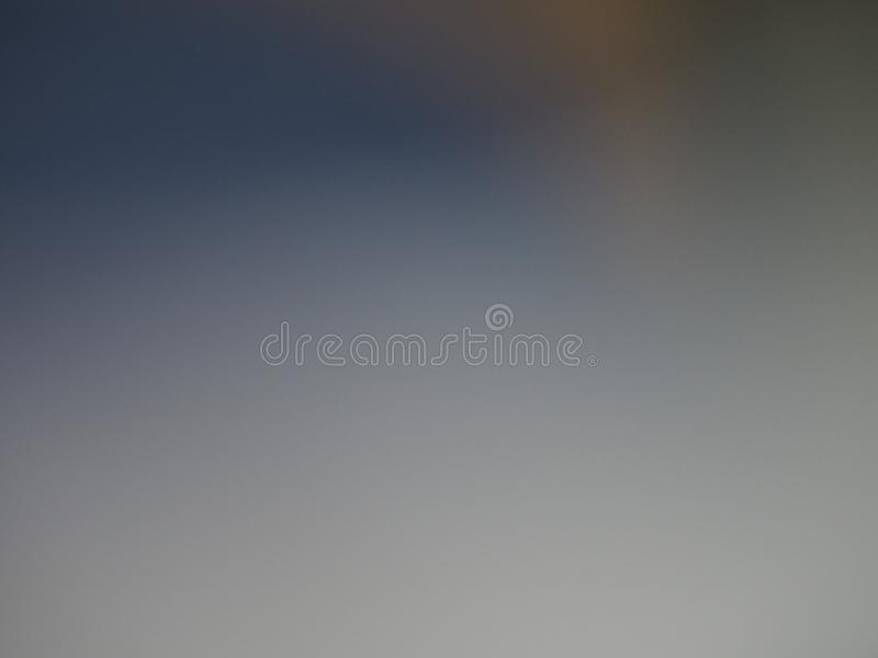 Blurred background gradient Black and yellow color space for copy write. Paper royalty free stock image