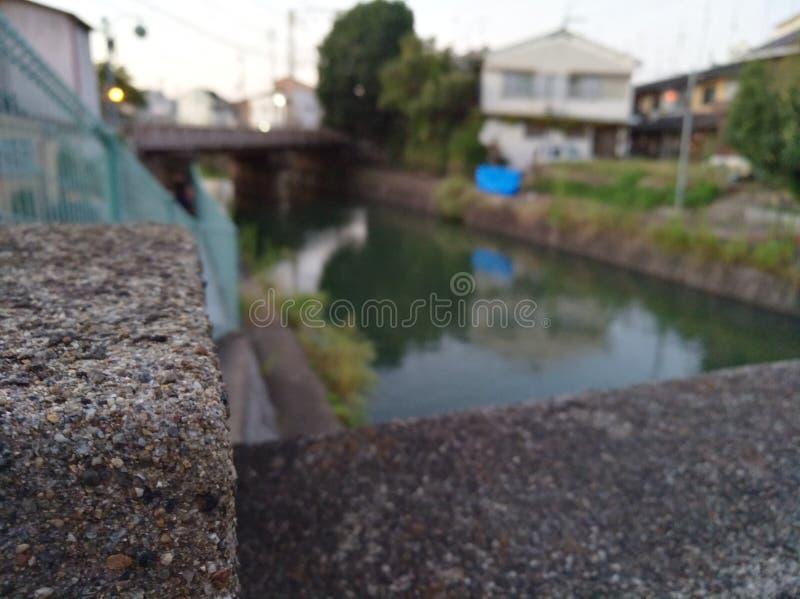 Blurred background lake photo stock photography