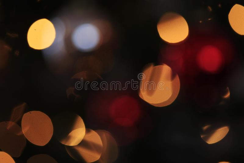 Blurred background lights stock images