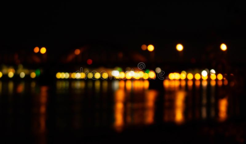 Blurred background photo.Cityscape bokeh. Defocused abstract city.Background out of focus.Travel out of focus photos royalty free stock photo