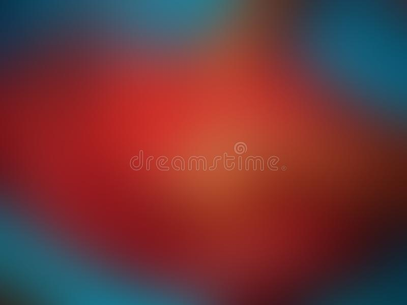 Blurred bright colors mesh background. Colorful. Smooth blend banner template. Easy editable soft colored stock photo