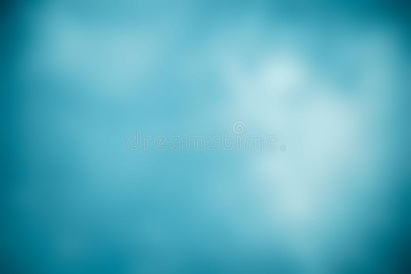Blurred bright sky  colors mesh background. Colorful. Smooth blend banner template. Easy editable soft colored stock image