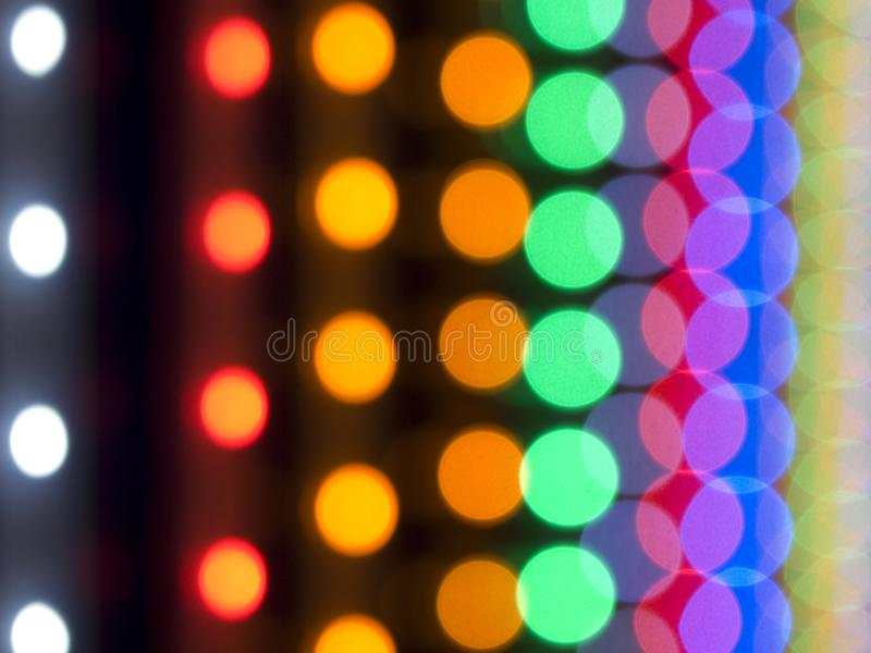 Download Blurred chain lights stock photo. Image of stripes, backdrop - 13752120