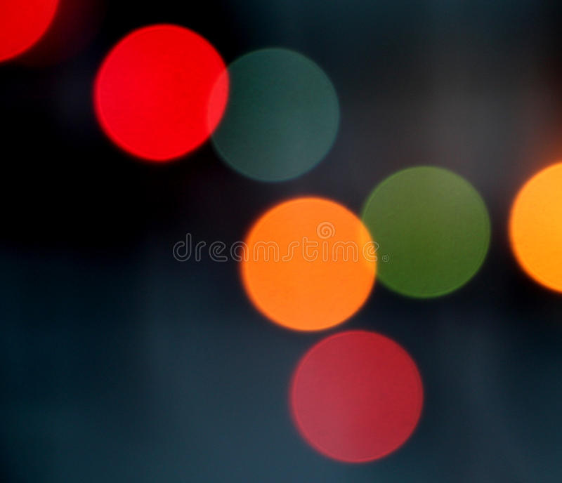 Blurred colorful background bokeh lights. Picture of a blurred colorful background bokeh lights stock photo
