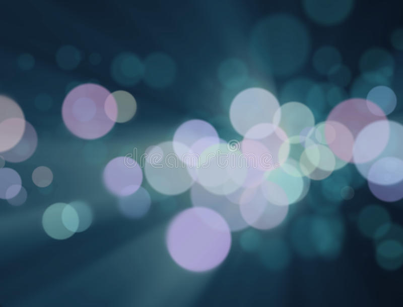 The blurred colourful lights at the background royalty free stock photography