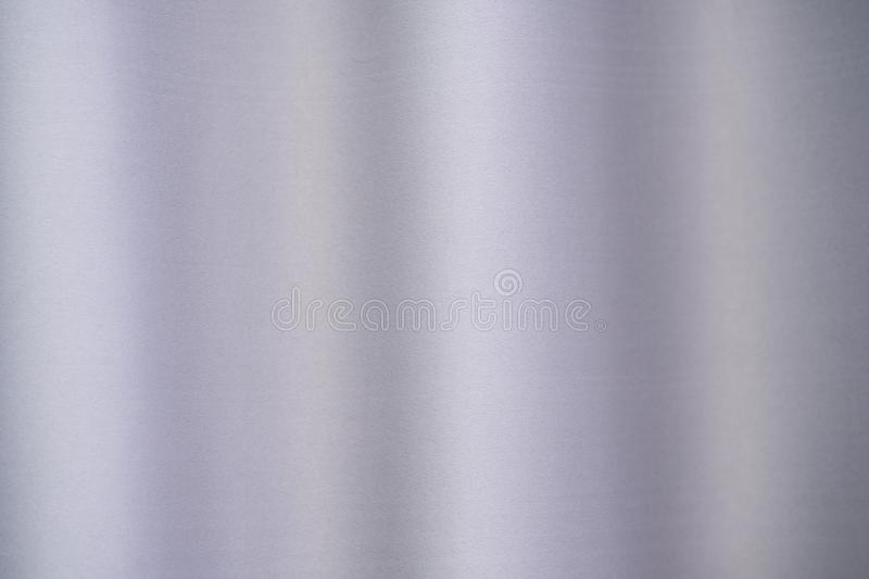 Blurred focus on plastic curtain for background, wallpaper stock photography