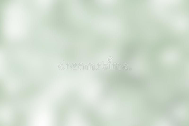 Blurred gradient green hue colorful pastel soft background illustration for cosmetics banner advertising background royalty free stock photography