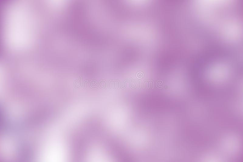 Blurred gradient purple hue colorful pastel soft background illustration for cosmetics banner advertising background. The blurred gradient purple hue colorful stock illustration