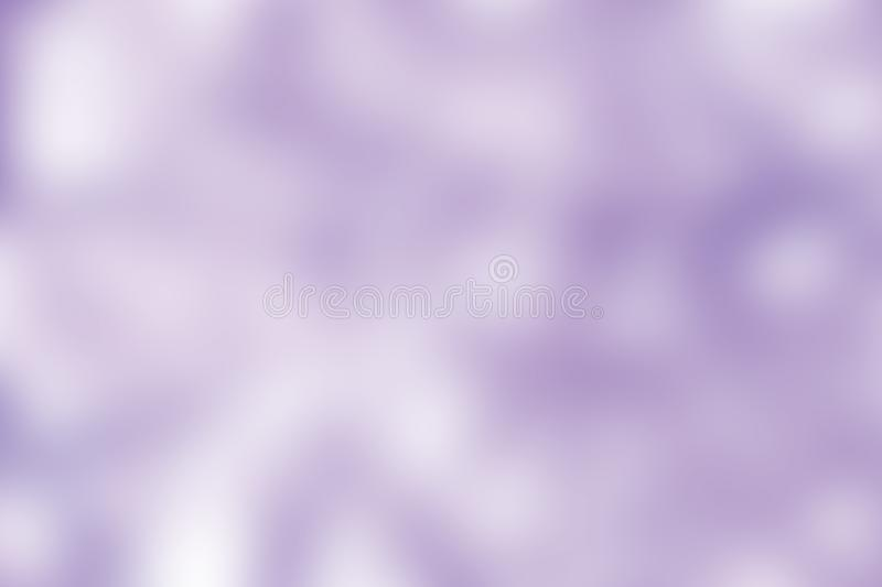 Blurred gradient purple hue colorful pastel soft background illustration for cosmetics banner advertising background. The blurred gradient purple hue colorful royalty free illustration