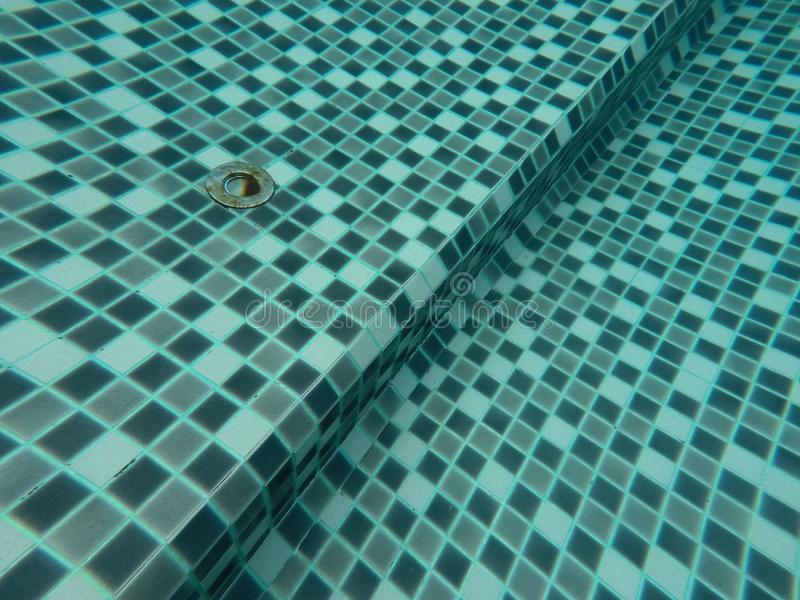 Blurred images under the natural background of abstract water and the texture and style of the pool.Use for website/banner. Blurred images under natural stock photos