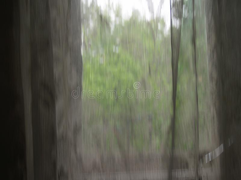 Blurred indoor composition royalty free stock photography