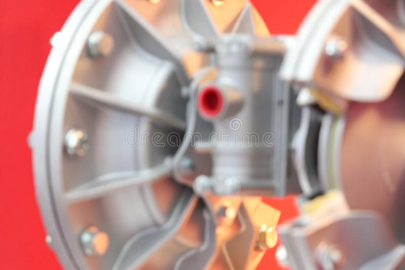 blurred industrial background royalty free stock image