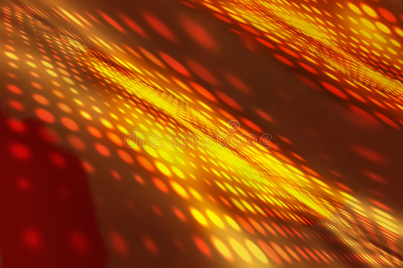 Blurred Light Royalty Free Stock Images