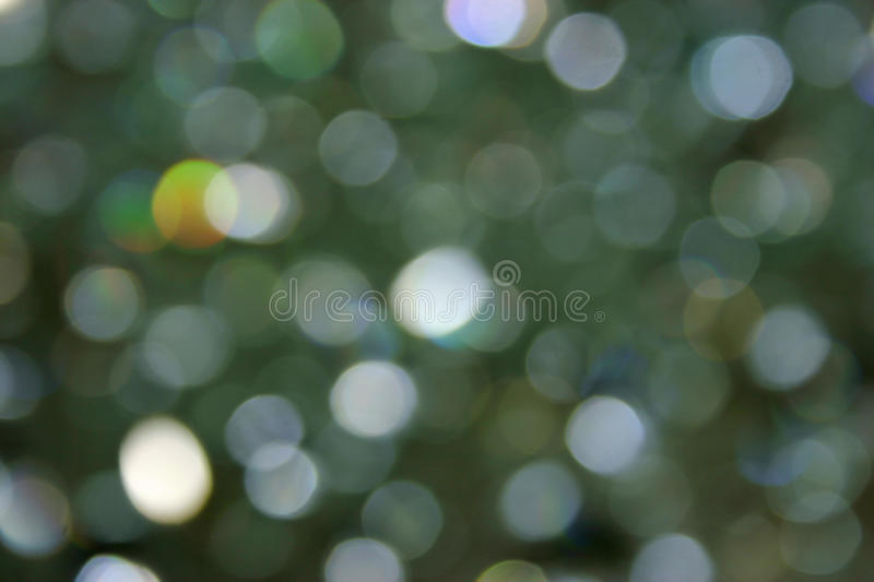 Blurred Lights Royalty Free Stock Photo