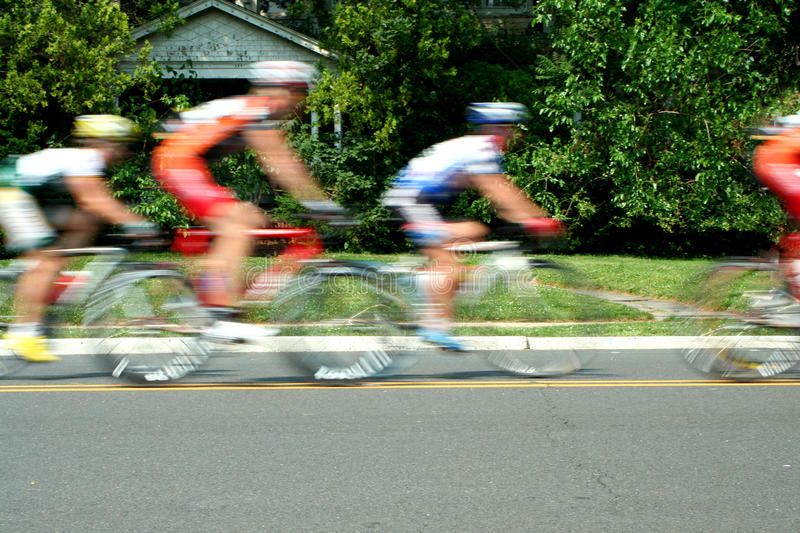 Download Blurred Motion Bicycle Race Stock Photo - Image: 15242234