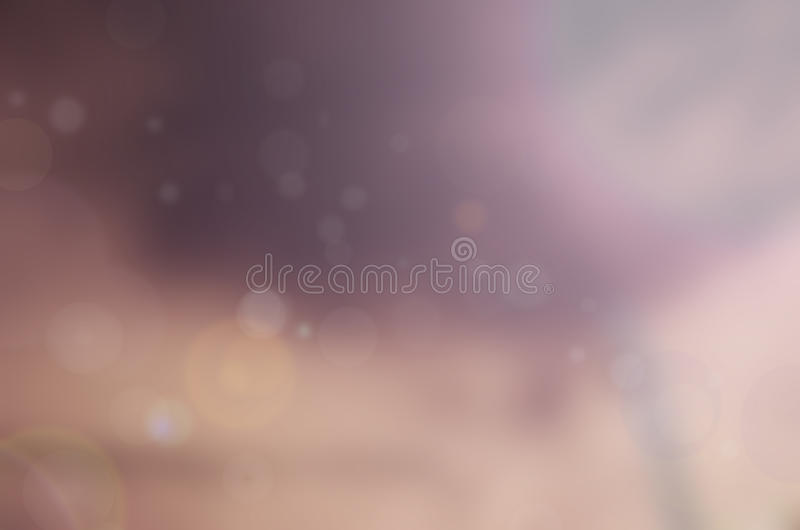 Blurred purple lights royalty free stock photography