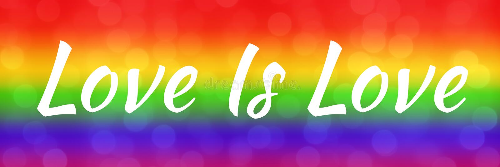 Blurred Rainbow Background With Love Is Love Text Abstract Gradient Web Wallpaper Lgbt Movement Concept Event Of Summer Of Stock Image Image Of Background Blur 150869257