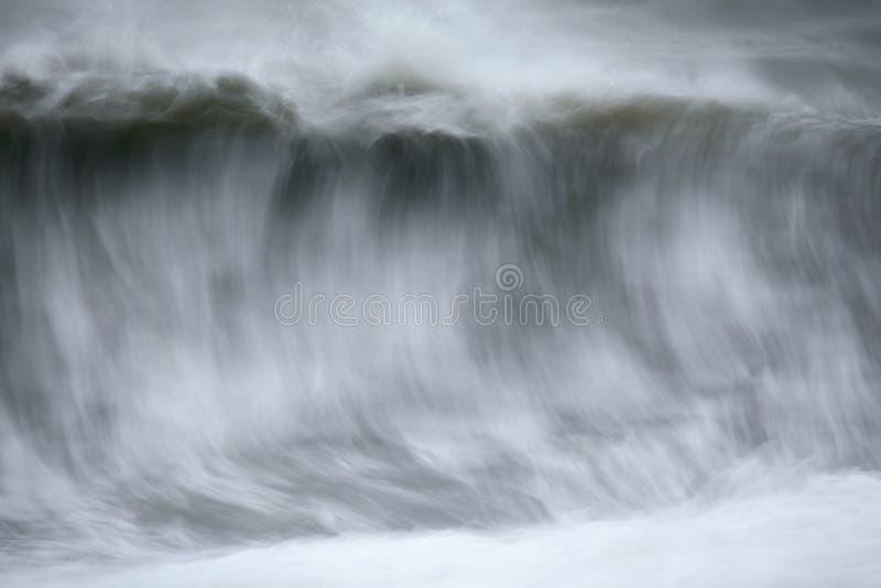 Download Blurred sea wave stock image. Image of scene, active - 12262969