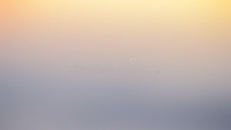 Blurred Sunrise Background, Early Morning Light, The Natural Lighting Phenomena. stock photography