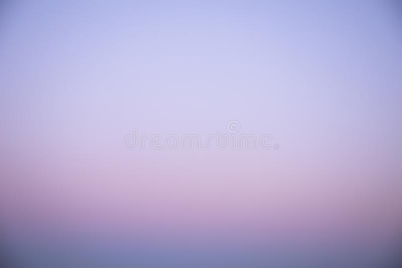 Blurred sunset night sky background for summer season concept royalty free stock photos