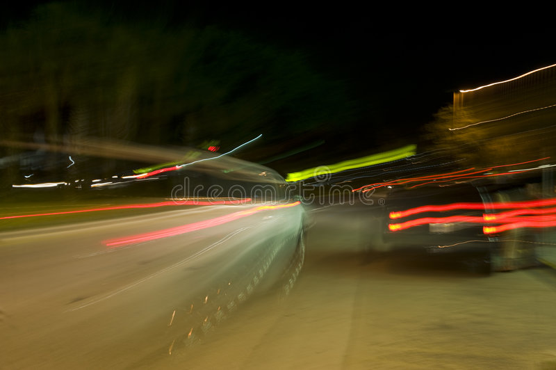 Download Blurred Vehicle Lights stock photo. Image of blurred, motion - 5110644