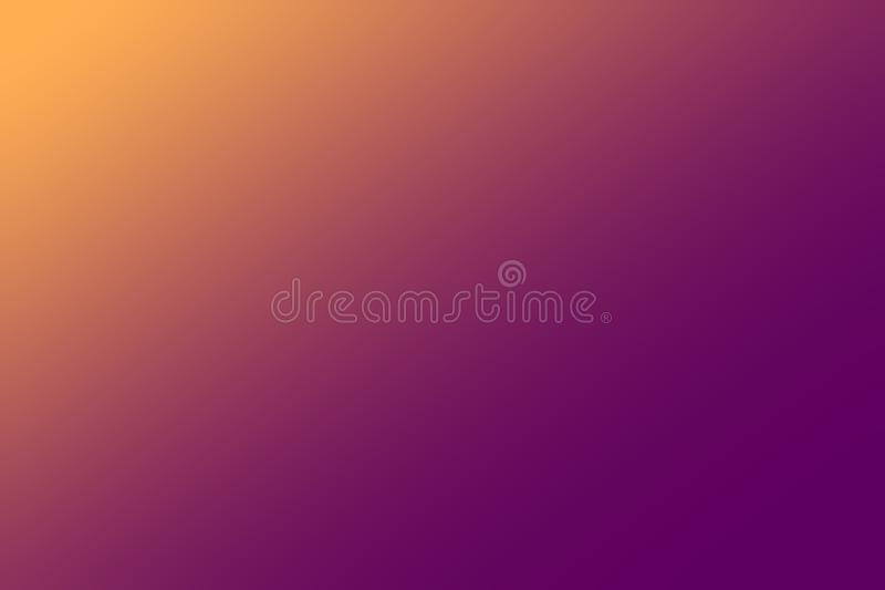 Download Blurred Yellow And Purple Color Background Abstract Gradient Desktop Wallpaper Design For Your Content