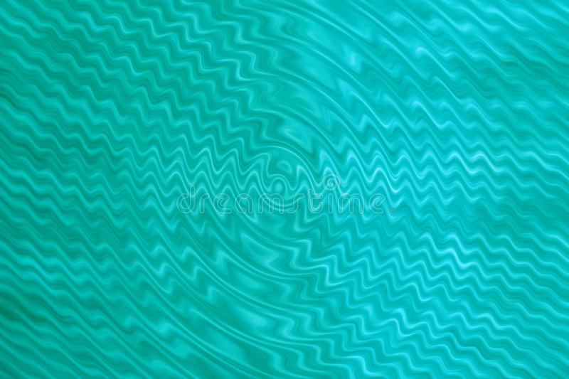 Blurry abstract kaleidoscope blue-green background royalty free stock images