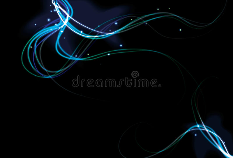 Download Blurry Abstract Light Effect Background Stock Vector - Image: 13249767