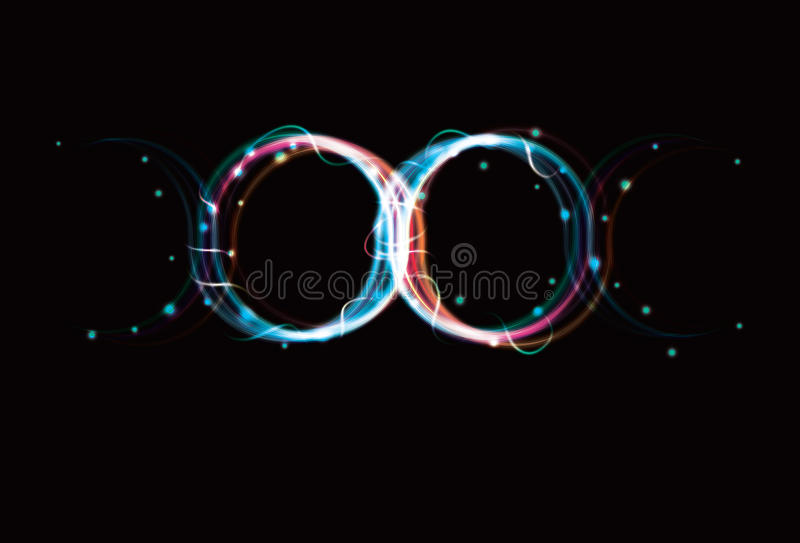 Download Blurry Abstract Light Effect Background Stock Vector - Image: 13333324