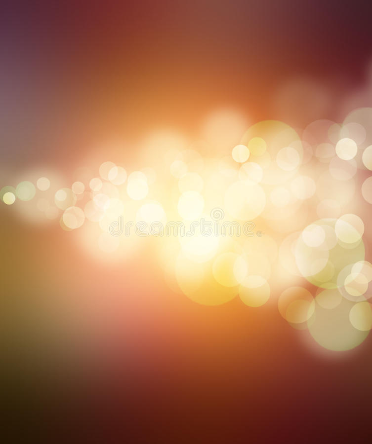 Blurry background with colorful light. On gradient royalty free stock images