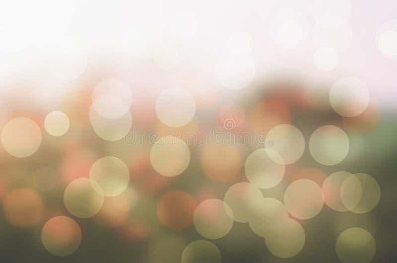 Blurry bokeh background royalty free stock photos