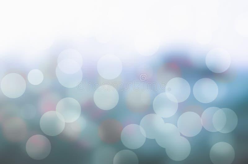 Blurry bokeh background stock photo