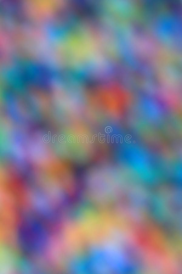Colorful spiral background of soft colors royalty free stock image